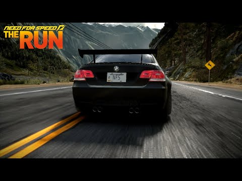 Need For Speed The Run - (Game Movie/Extreme Difficulty)
