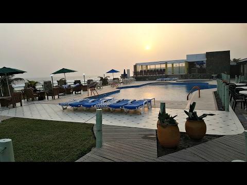 Ghana Vlog: Maya Cova Beach Club(Accra's Hidden Gem) | Vlog 12