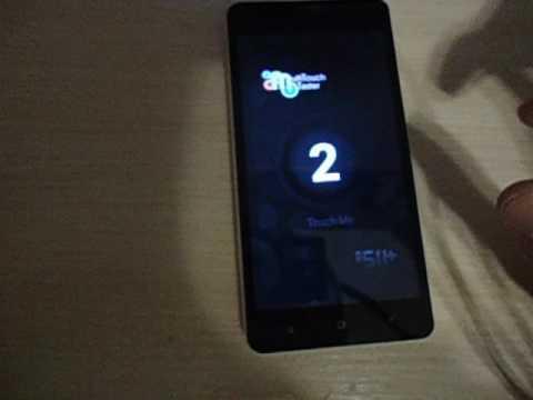 Oukitel c3 touchscreen bug p.1