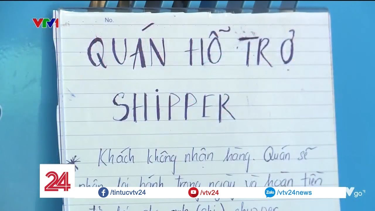 """Làm sao để giải quyết chuyện """"bùng hàng"""" cho shipper?  VTV24"""