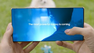 Samsung's Most Powerful Galaxy Is Coming!