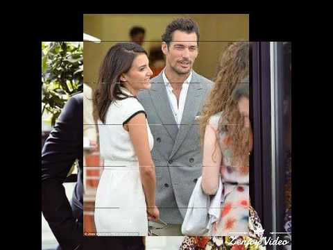 david gandy dating list