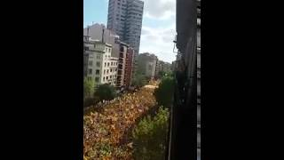 Diada catalana 11 de septiembre 2017