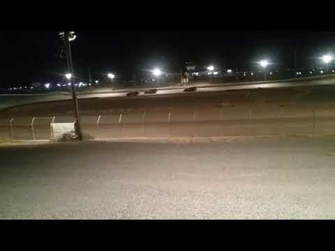 Pahrump Valley Raceway Main Event race freight train
