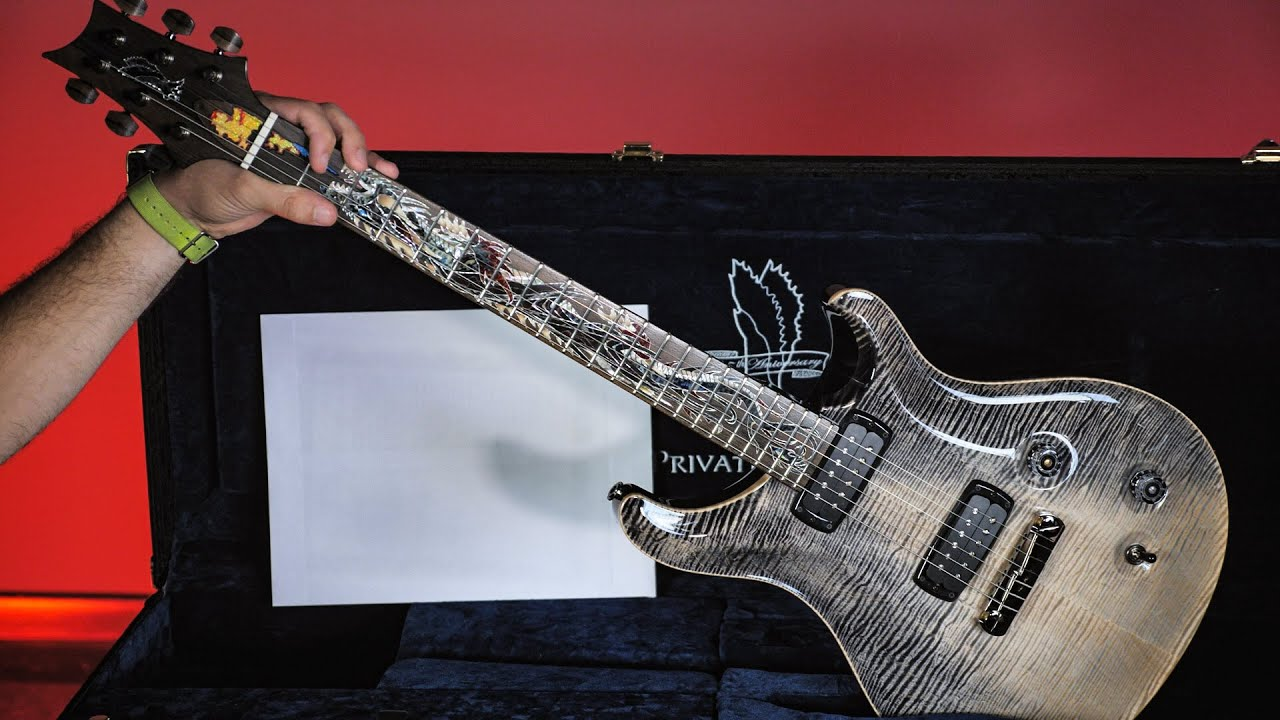 Download A Quick Look at the 35th Anniversary PRS Dragon