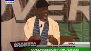 Anambra Governorship Debate: Candidates Discuss Critical Issues Pt 4