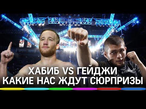 ХАБИБ vs Гейджи: прогнозы топовых бойцов отечественного MMA