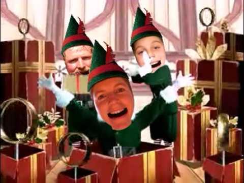 Christmas Elf song-n-dance.mpg - YouTube