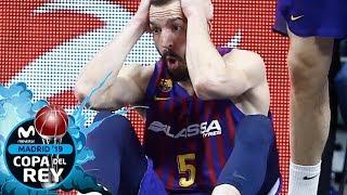 برشلونة يخطف لقب كأس ملك إسبانيا للسلة في كلاسيكو مثير أمام ريال مدريد (فيديو)