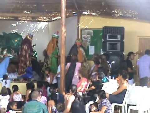 El Mártir del Gólgota - Bajada de Reyes 2011 - Parte 06 Final.