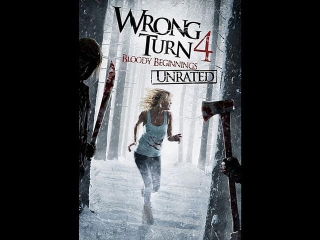 Wrong Turn 4: Bloody Beginnings (2011) - Bad movie review Travel Video