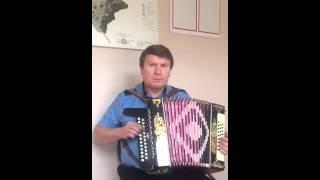 Учусь играть на гармони