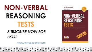 how to pass non verbal reasoning tests 11 and job assessments golden nuggets