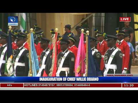 Gov Willie Obiano Takes Oath Of Office For 2nd Term Pt.2 |Live Coverage|