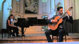 Sander van Willigenburg - Concierto de Aranjuez (part 3) Allegro gentile