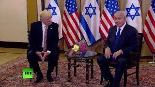 �������� ���� «Остановить марш агрессии»: как США убеждают Израиль и саудитов противодействовать Ирану ������