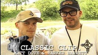 Matt Dove and Barker Barrett and You're Watching 411 Video Magazine