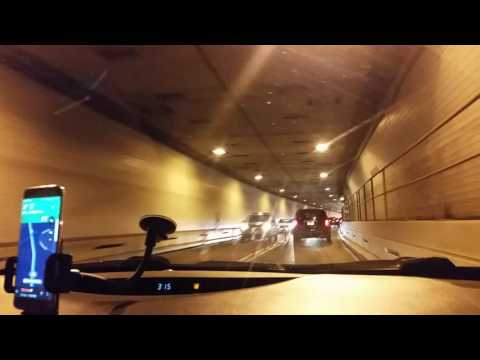 The Brooklyn–Battery Tunnel, officially known as the Hugh L. Carey Tunnel, is a toll road in New Yor
