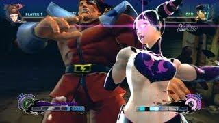 Super Street Fighter 4 AE PC Ver. 2012 All Rival Cutscenes 2/2