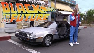What if one of the black characters went Back To The Future?