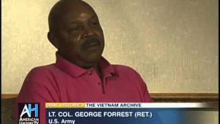 Oral Histories Preview: George Forrest