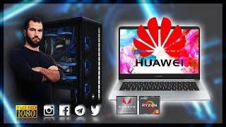Recensione Notebook Huawei Matebook D (Modello KPLW00 - Ryzen 5 + Vega 8)