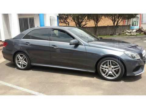 2013 Mercedes Benz E500 Amg Auto For Sale On Auto Trader South