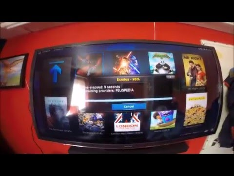 MXQ PRO ANDROID TV BOX , UNBOXING & TEST VIDEO
