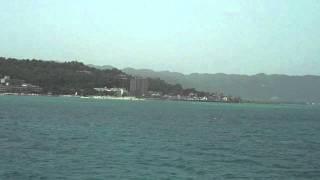 Cruising Aboard a Catamaran in Montego Bay, Jamaica