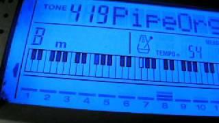 видео-урок Europa-Final_Countdown (синтезатор).MOV