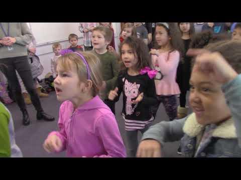 """The Daniel Academy Elementary Assembly Psalm 119 v 9-16 """"Rap"""""""