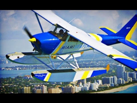 Miami Seaplane Tours - Visit Florida - Unravel Travel TV