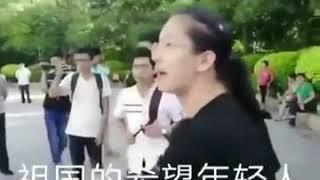 深圳坪山佳士工人建会斗争——沈梦雨演讲