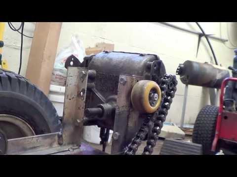 Shifter Kart Transmission Install Part 2