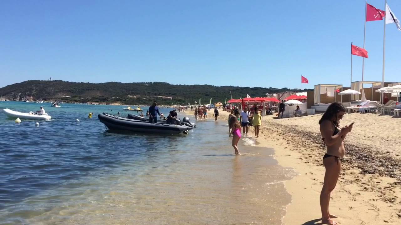 Saint Tropez Beach Pampelonne