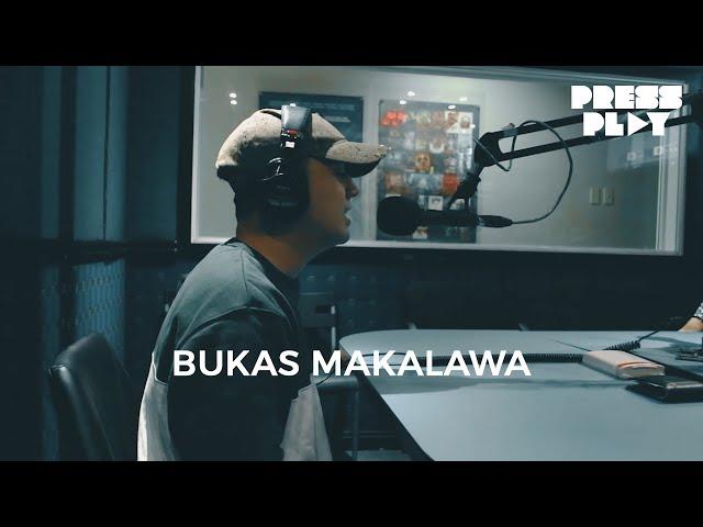 Press Play: Sam Concepcion - Bukas Makalawa
