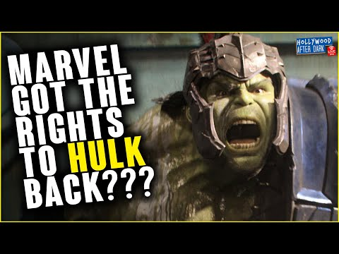 Did Marvel get the rights to Hulk back from Universal?