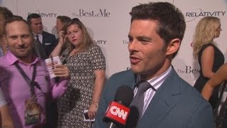Red Carpet Report: The Best of Me