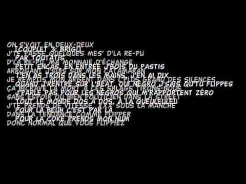 Niska - PSG [Parole-Lyrics]