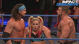 Brian Cage Saves Johnny & Taya from DOOMSDAY   IMPACT! Highlights Dec 6, 2018