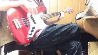 flumpool 空の旅路 Bass Cover(TAB譜つき)