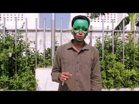 The Green Flash #juniorbreakthroughchallenge