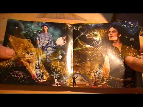 Michael Jackson - Immortal Deluxe Edition (Unboxing)