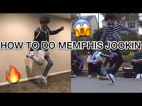 HOW TO DO MEMPHIS FOOTWORK | AYO & TEO |