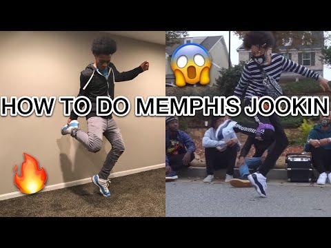 HOW TO DO MEMPHIS JOOKIN | AYO & TEO |