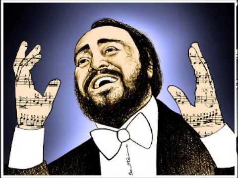 Luciano Pavarotti   Libiamo Ne'Lieti Calici