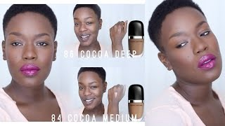 Marc Jacobs Genius Gel | Foundation for DARK SKIN REVIEW