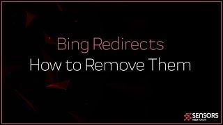 Remove Bing Redirect Virus MAC