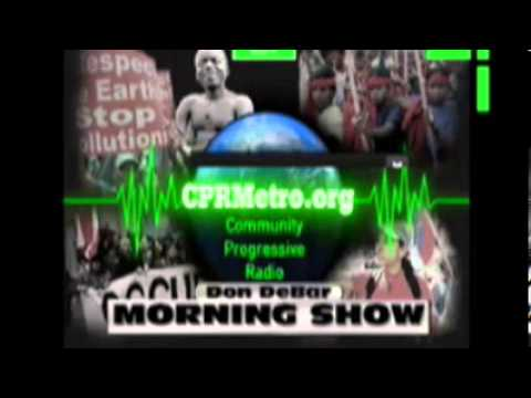 CPR MORNING SHOW -  SPECIAL LYNNE STEWART COVERAGE
