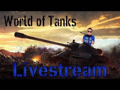 🔴[LIVE] WORLD OF TANKS---CREDIT FARM